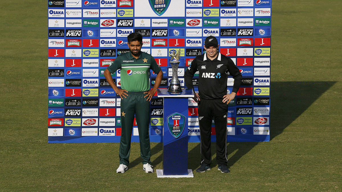 New Zealand postpone cricket tour of Pakistan over security concerns - Crictoday