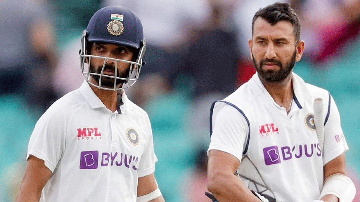 Virat decided to leave T20 captaincy after Rahane and Pujara's complaint to  BCCI - Crictoday